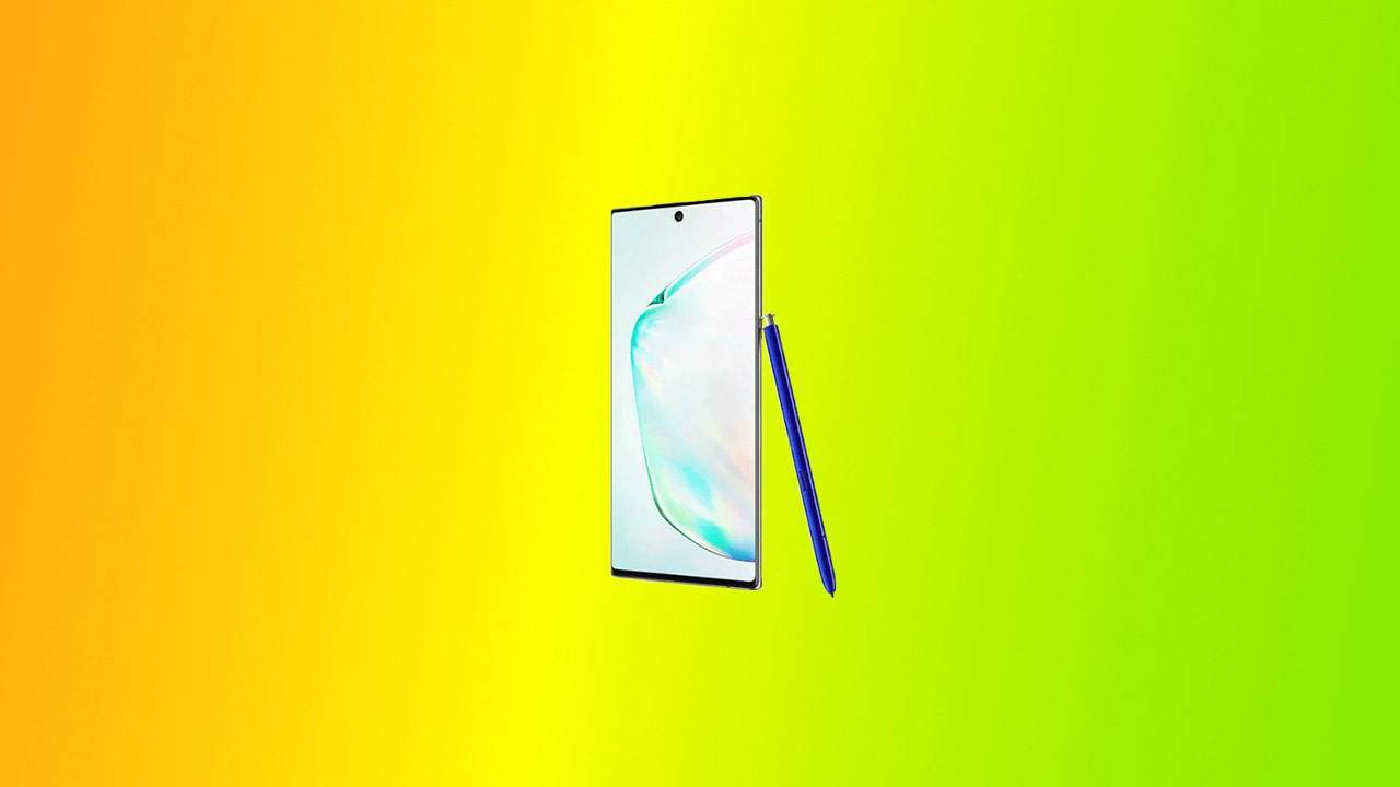 T-Mobile Galaxy Note 10 and Note 10+ get May security patch update