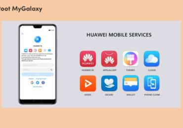 Download Huawei Mobile Services (HMS) APK on Android 10 Phones