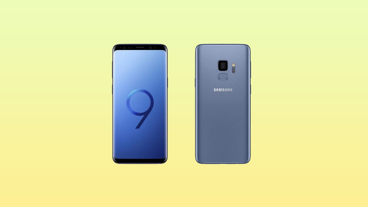 Download and Install One UI 2.1 for Galaxy S9 and S9 Plus (Android 10)