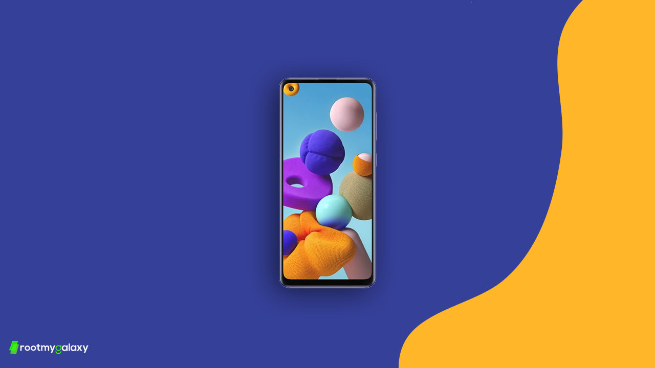 Galaxy A21s Stock ROM (Firmware Flashing)