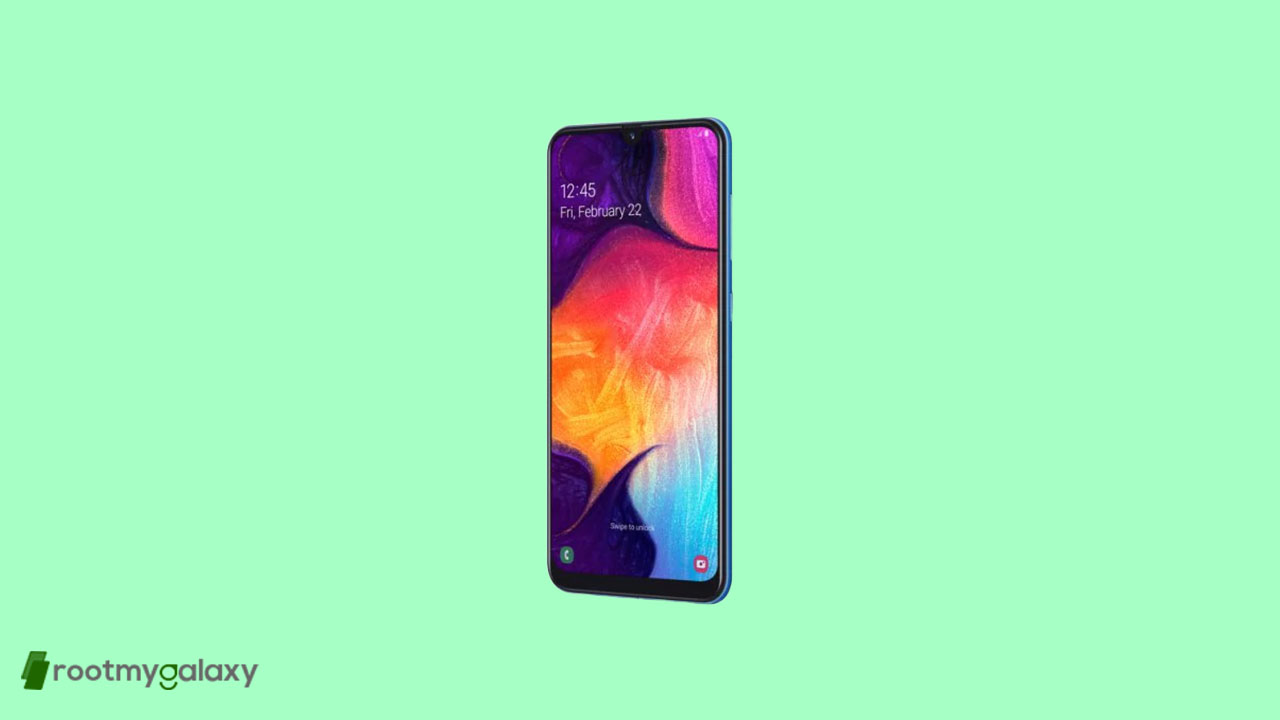 A505GNDXS5BTF1: June 2020 Security Patch for Galaxy A50