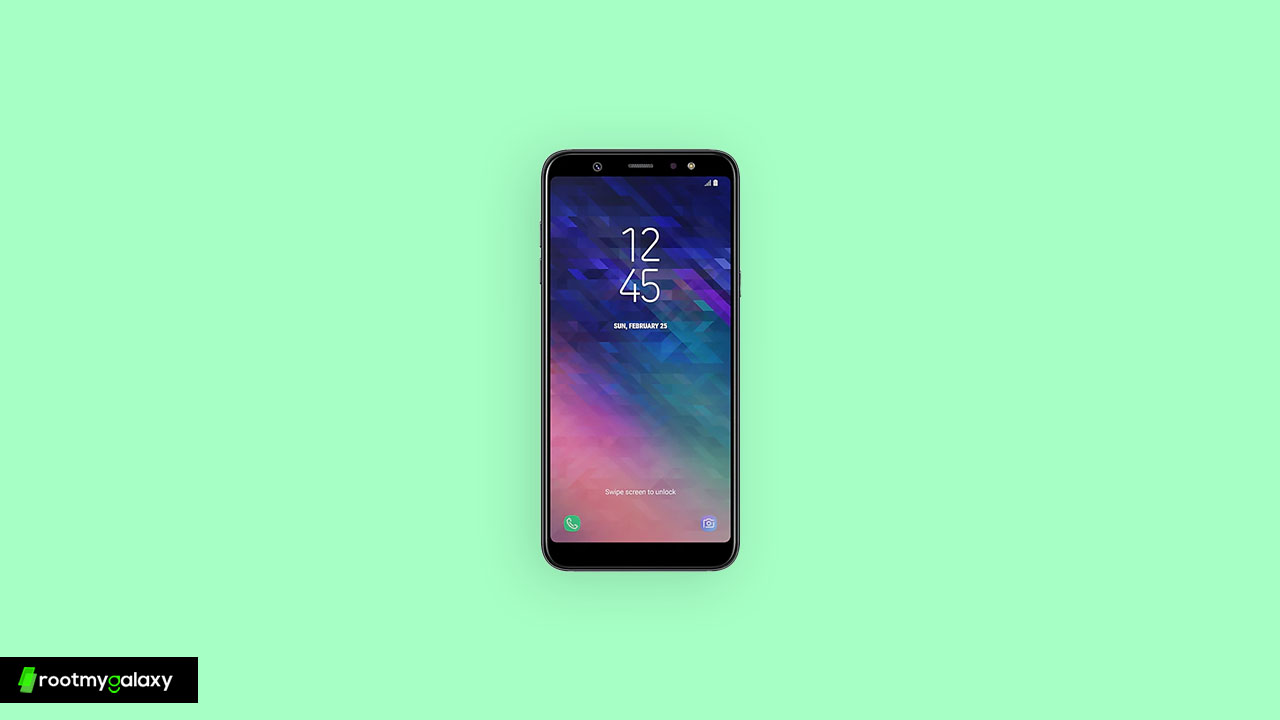 A605GNUBS6CTE1: Download Galaxy A6 Plus May 2020 Security Patch update