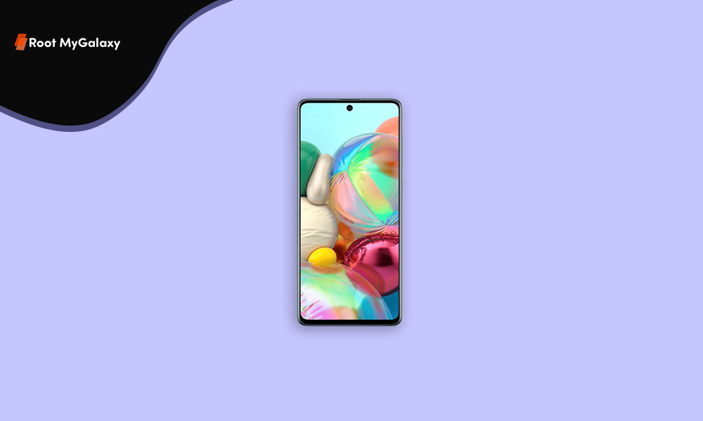 Download A716BXXU2ATF3: June 2020 Security Patch for Galaxy A71 5G