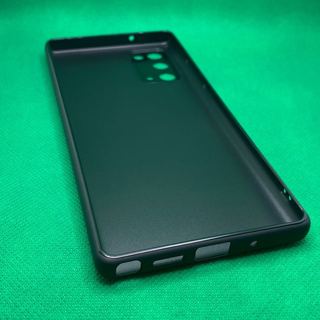 Galaxy Note 20+ Case Leaked Images