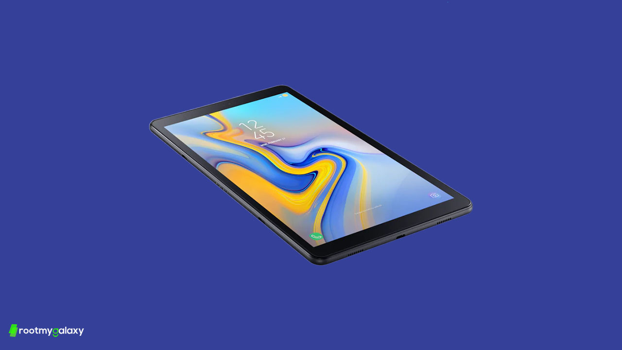 T595DDU4BTB2: Download Galaxy Tab A 10.5 LTE February 2020 Security Patch update
