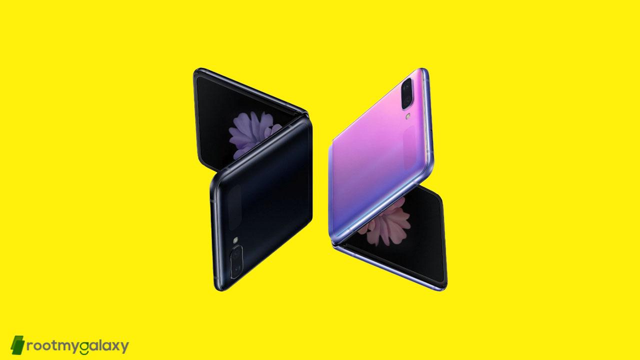 F700USQU1ATD8: Sprint Galaxy Z Flip May 2020 Security Patch update