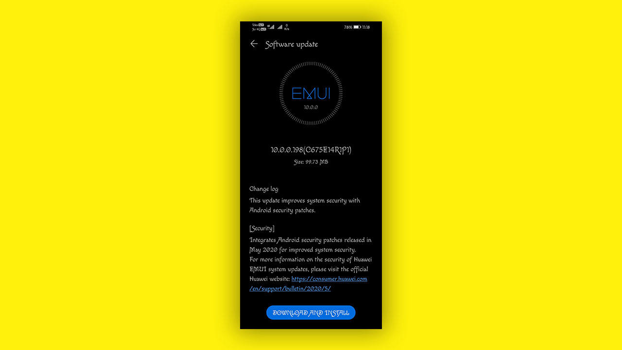 Honor 8X May 2020 security patch update now up for grabs