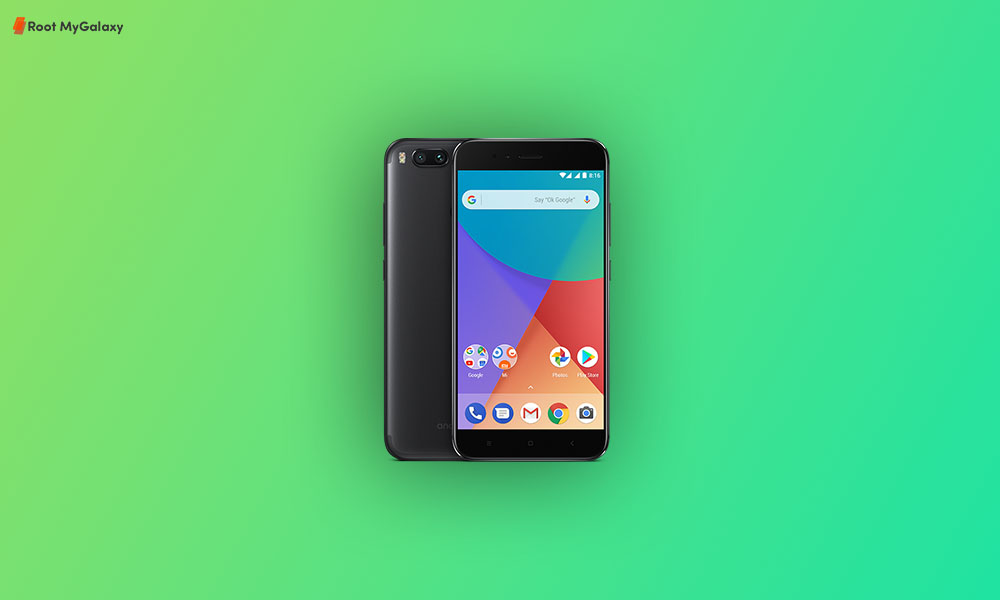 Download Mi A1 June 2020 Security patch {V10.0.22.0.PDHMIXM}
