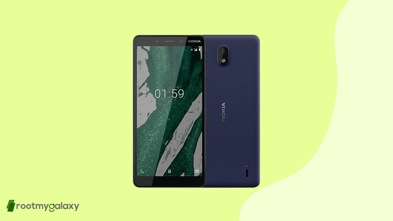 Nokia 1 Plus Update Tracker