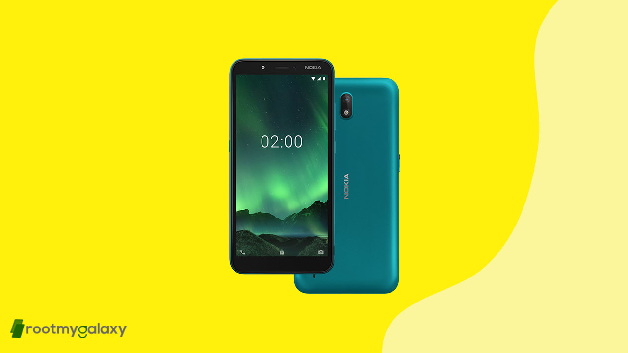 Nokia C2 Update tracker