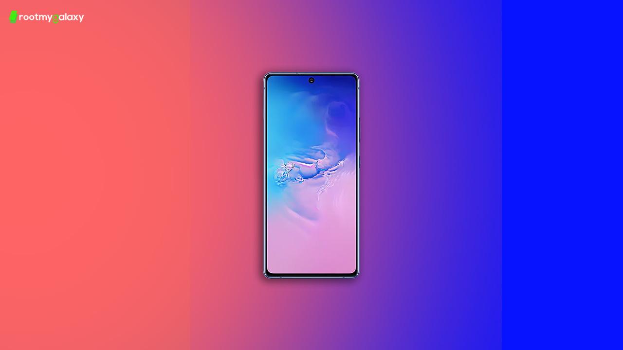 Samsung Galaxy S10 Lite Software Update Tracker