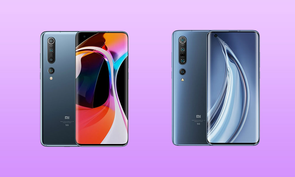 Xiaomi Mi 10 and Mi 10 Pro grab MIUI 12 Global Stable ROM, Android 11 update confirmed