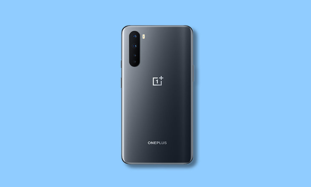 Download OnePlus Nord Stock ROM (Firmware Collection)
