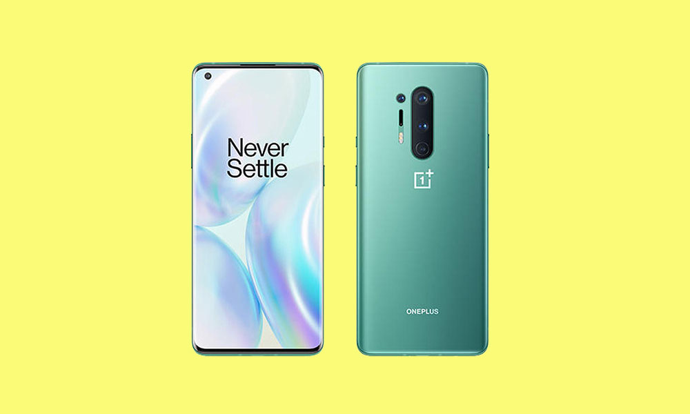 Download OxygenOS 10.5.12 and 10.5.11 update for OnePlus 8 Pro [EU]