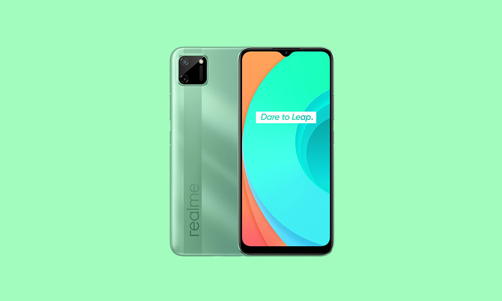 Download Realme C11 Stock Wallpapers [FHD+]