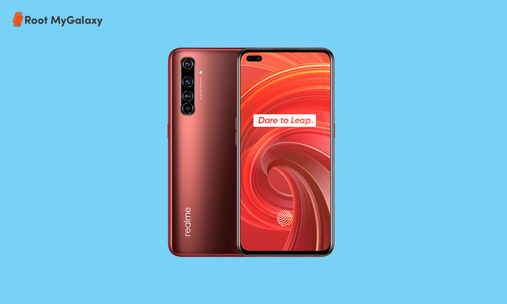Download Realme X50 Pro Android 11 (Android R) Beta Update