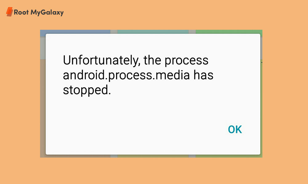 [Easy Fix] android.process.media has stopped {Error Troubleshooting}