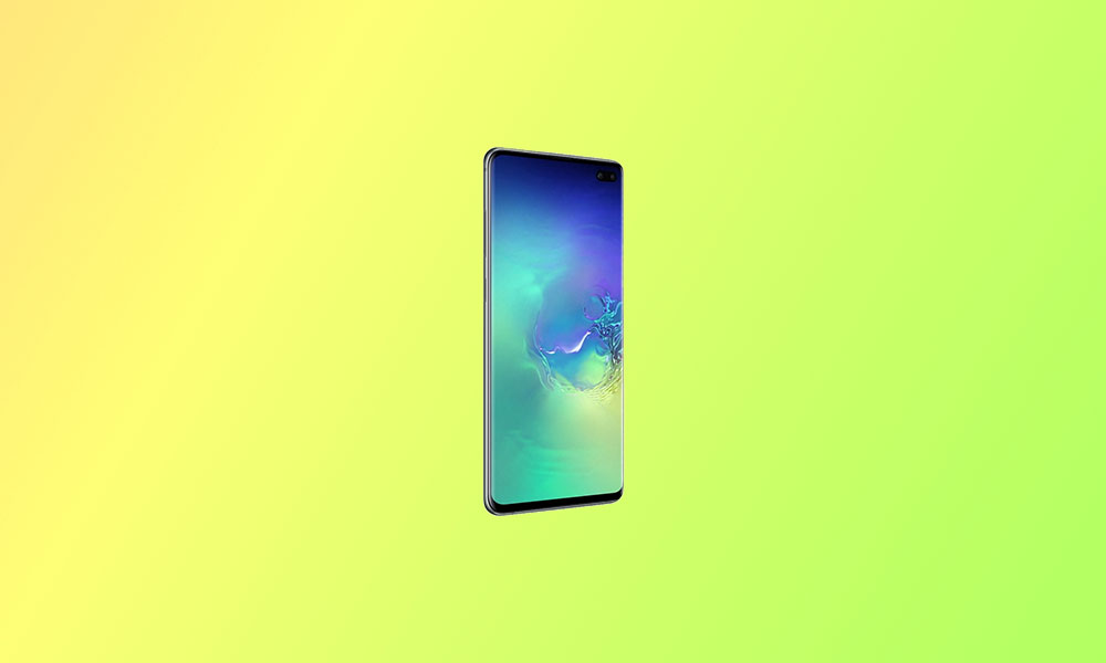 InstallPixel Experience ROM On Galaxy S10 Plus (Android 10)