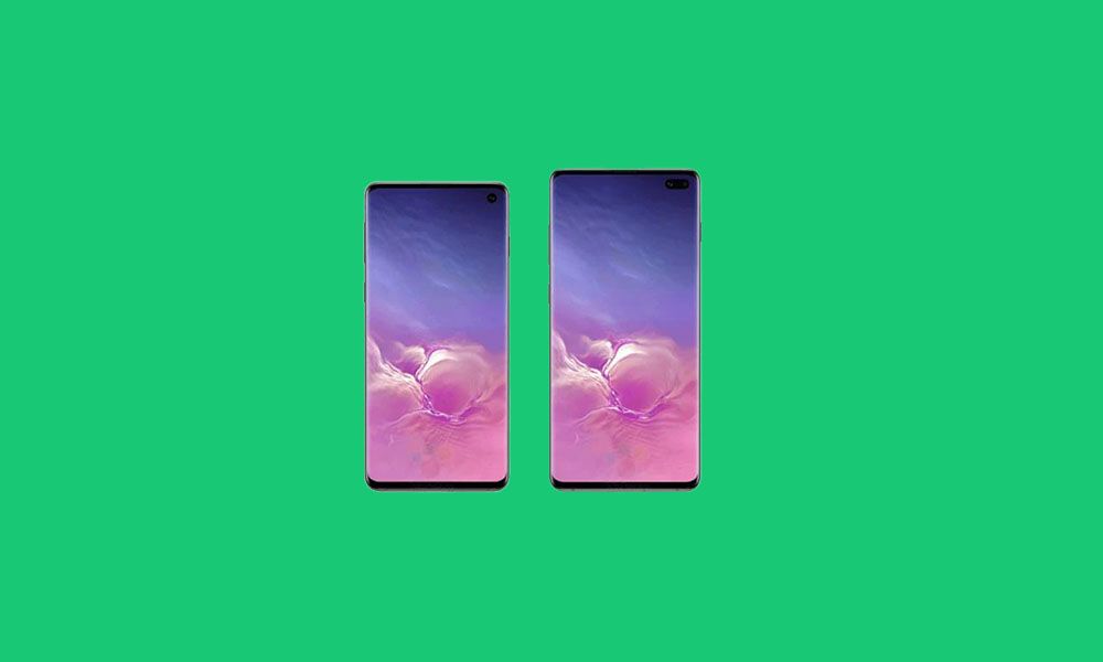 G973USQU3DTE8: June Security Patch rolls out for Galaxy S10 (US Carrier)