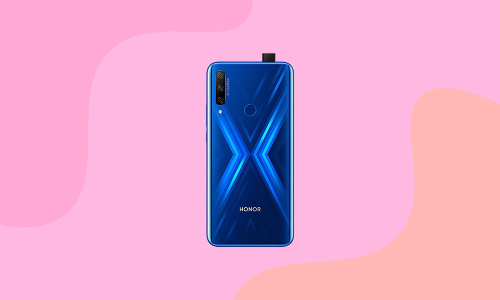 Honor 9X June security update with EMUI 10.0.0.216 is now live in Europe
