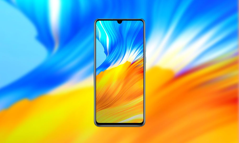 Download Honor X10 Max Stock Wallpapers [From Leaked Render]