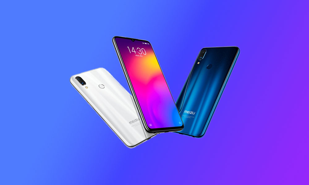 Install crDroid OS On Meizu Note 9 (Android 10 Q-Cr Droid 6.7)