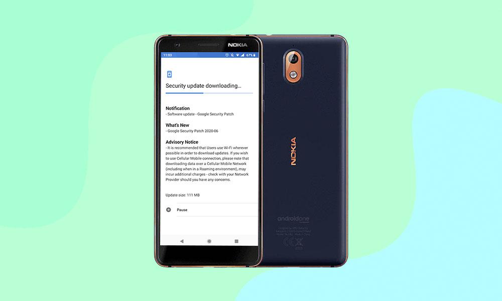 Nokia 5.1 and Nokia 3.1 receiving June security patch via OTA