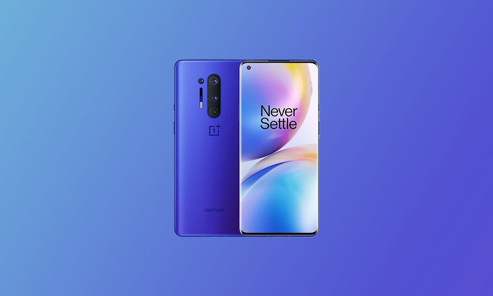 Pixel Experience ROM On OnePlus 8 Pro (Android 10)