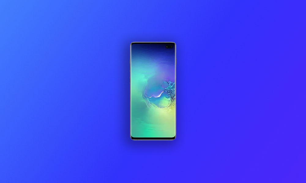 G975FXXS7CTF3 : July Security Patch for Galaxy S10+ is now up for grab