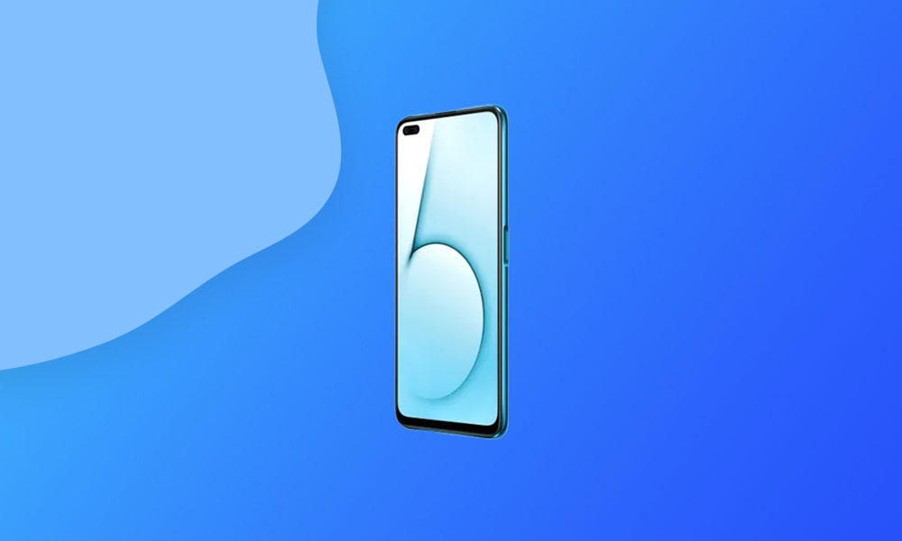 Realme X50 5G with model number RMX2144