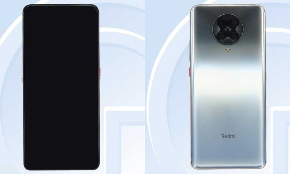 Redmi K30 Ultra 5G's TENAA Listing reveals Full specification and Images