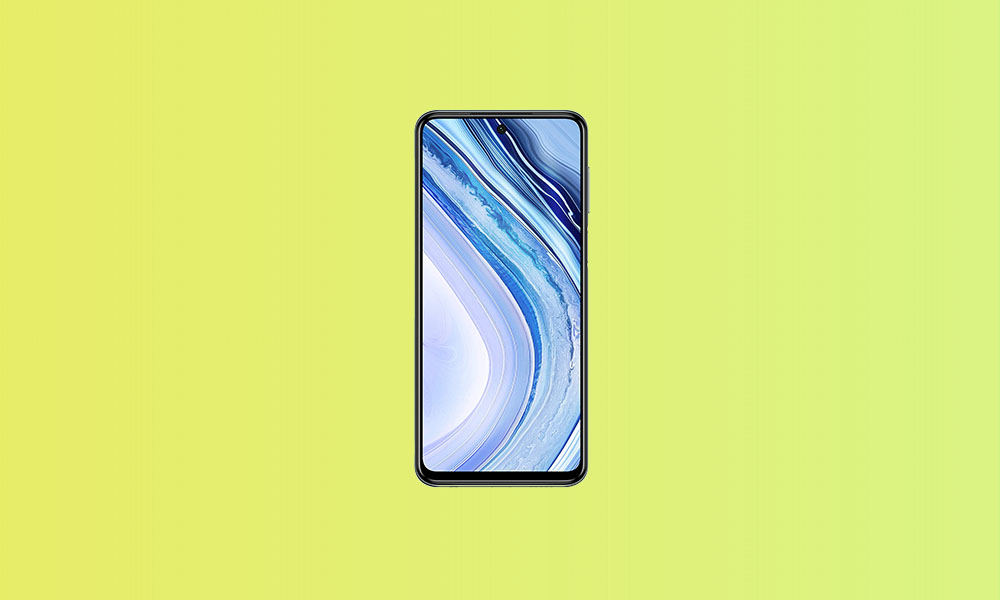 V11.0.4.0.QJZMIXM: Redmi Note 9 Pro Gets MIUI 11.0.4.0 Global Stable ROM
