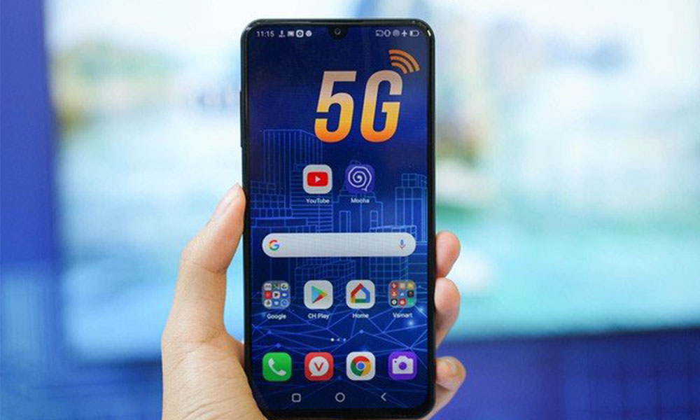First Made in Vietnam 5G Phone, Vsmart Aris 5G launched