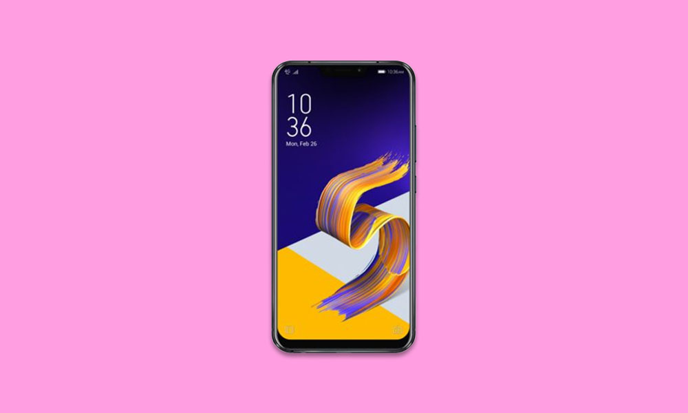 Asus Zenfone 5 August 2020 security patch with version 16.0615.2006.131 (ZE620KL)