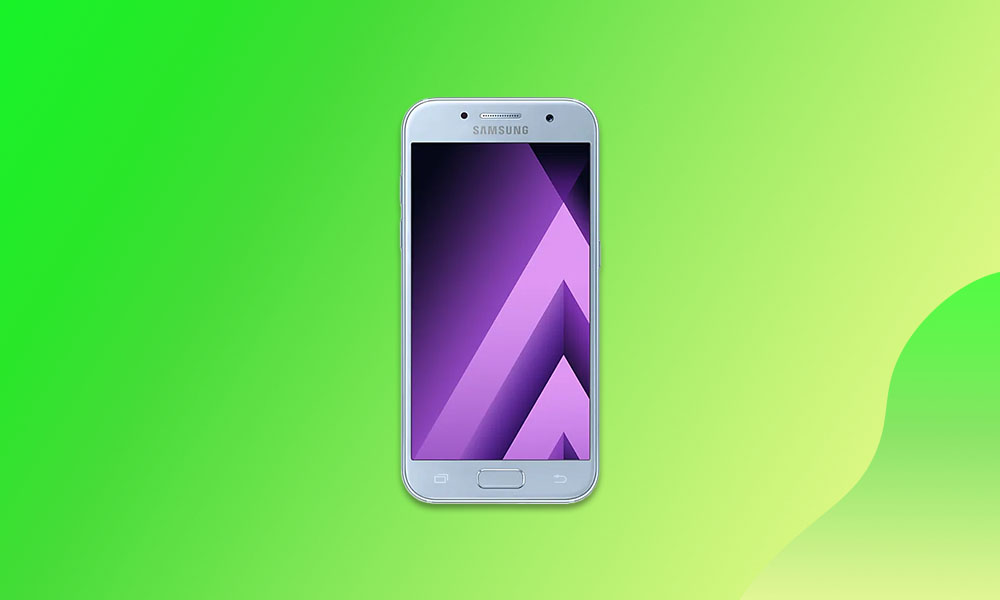Download Lineage OS 17.1 for Samsung Galaxy A3 2017 (Android 10 Q)