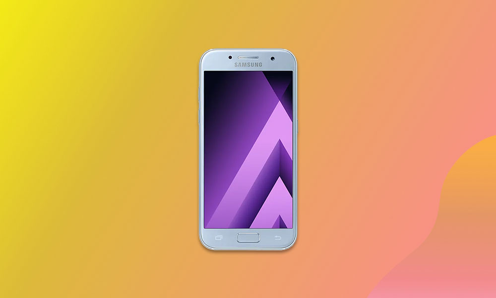 Install crDroid OS On Samsung Galaxy A3 2017 (Android 10 Q)