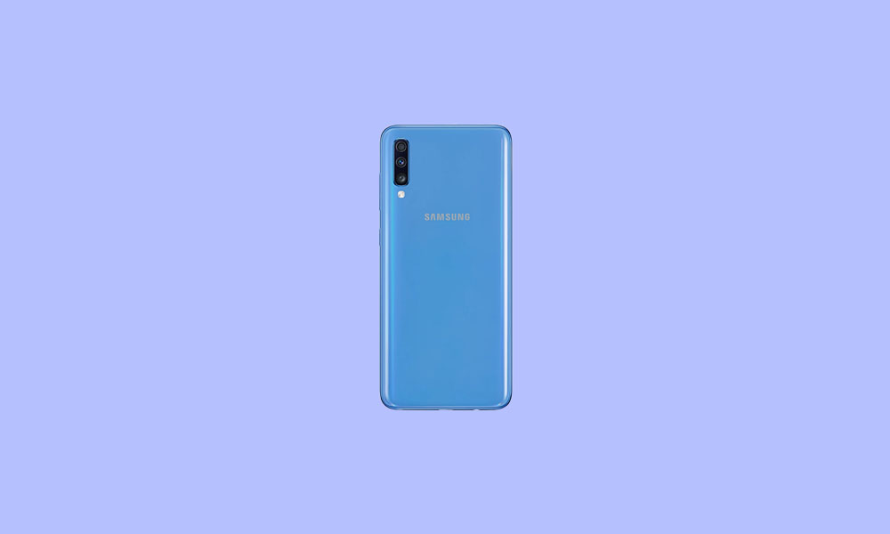A705MNXXU5BTG1: July Security Patch for Galaxy A70 rolls out