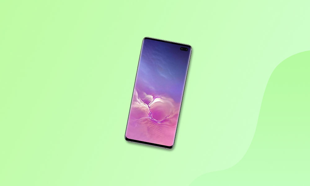 G975FXXU8CTG4: Galaxy S10+ August Security Patch is up in Europe