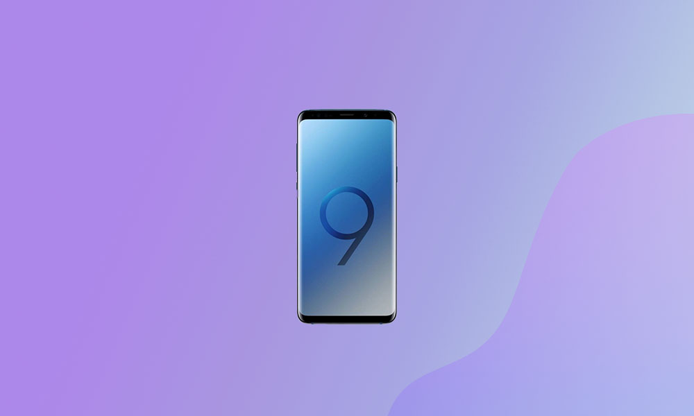 G9600ZHS7ETH1: Galaxy S9 garbs August Security In South America