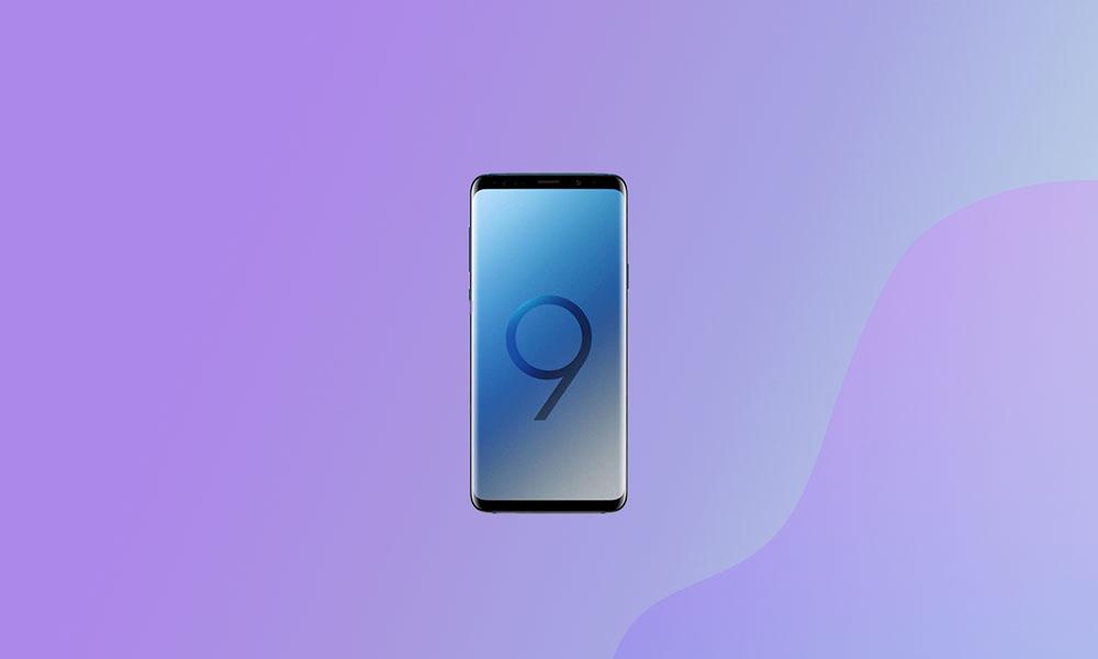 G960U1UEU7ETG1: July Security Patch for Galaxy S9 (US Unlocked)