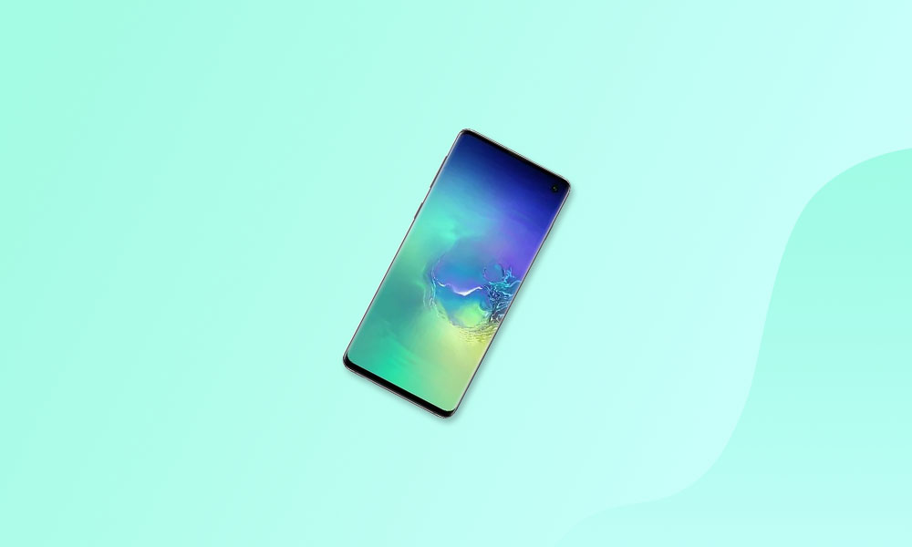 G973FXXU7CTG4: Galaxy S10 gets August Security Patch in South America