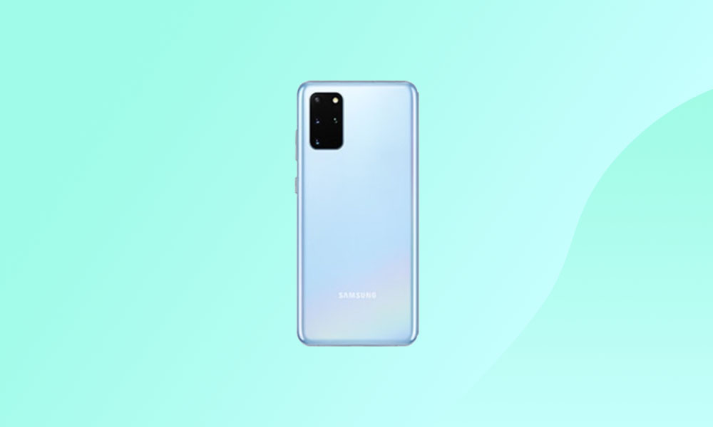 G986USQU1ATGL: T-Mobile Galaxy S20 Plus 5G bags August 2020 Security Patch