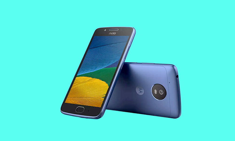 Download DerpFest OS ROM For Motorola Moto G5 (Android 10 Q)