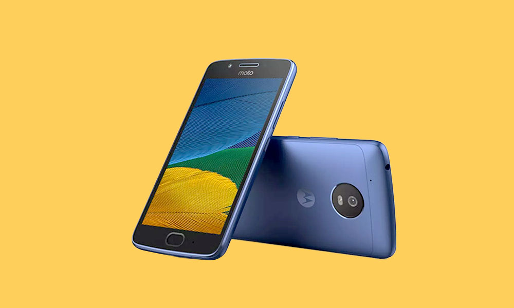 Install Paranoid Android On Motorola Moto G5 (Android 10 Q)