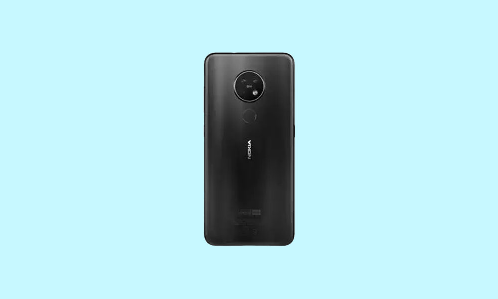 Pixel Experience ROM On Nokia 7.2 (Android 10)