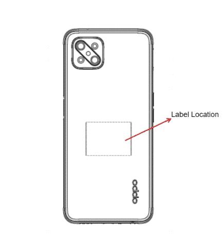 OPPO Reno4 Z 5G - US FCC