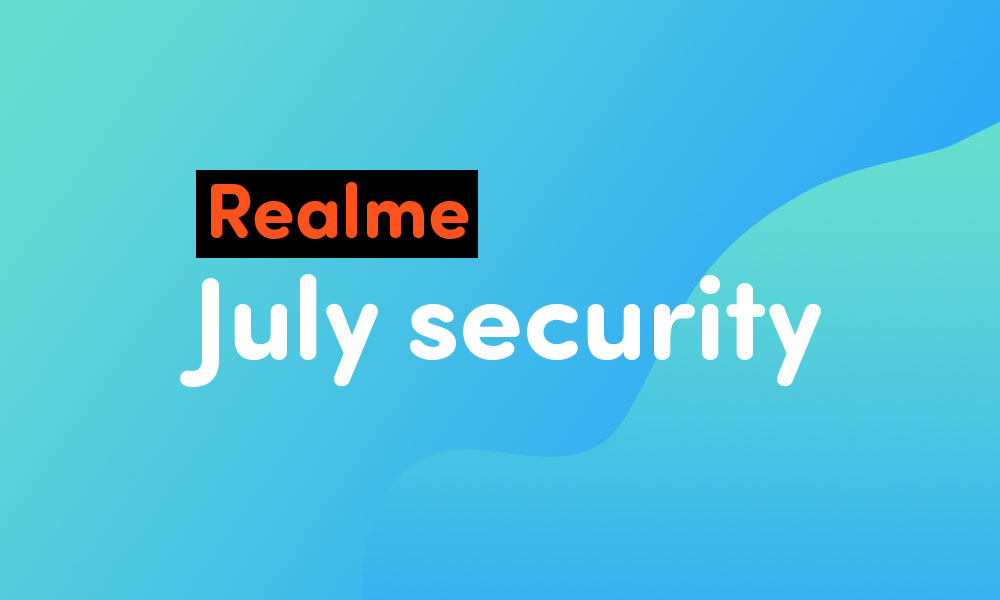 Realme XT gets C.06 July security patch (Download RMX1921EX_11.C.06 Ozip)