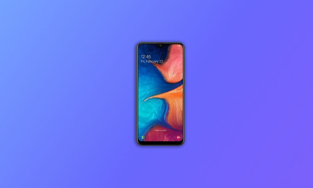 A205GNDXU6BTG3: August 2020 Security Patch for Galaxy A20 rolls out in Asia