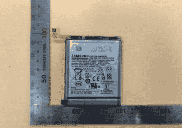Samsung Galaxy S20 Fan Edition live battery image