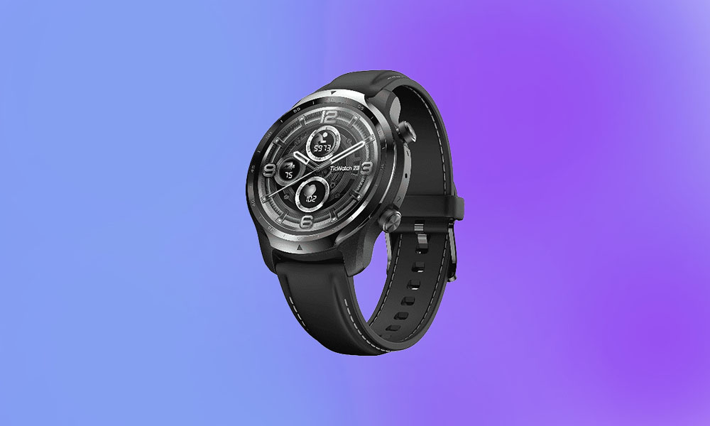 TicWatch Pro 3 with Snapdragon 4100 spotted on Amazon, Might launch on October 1st